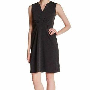 Charcoal Grey Sheath Dress